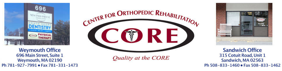 Center for Orthopedic Rehabilitation